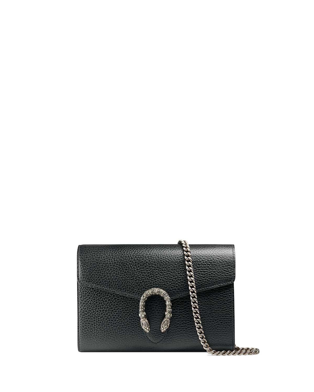 b90589765e4c Gucci Black Dionysus Leather Mini Chain Bag · Gucci Red Dionysus Leather  Mini Chain Wallet