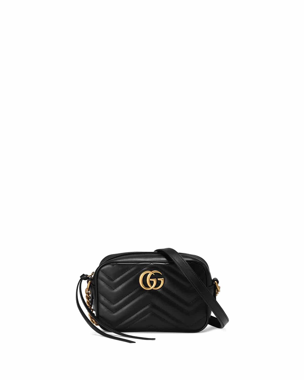 gucci bags 2017 black. gucci black gg marmont mini matelasse camera bag bags 2017 d