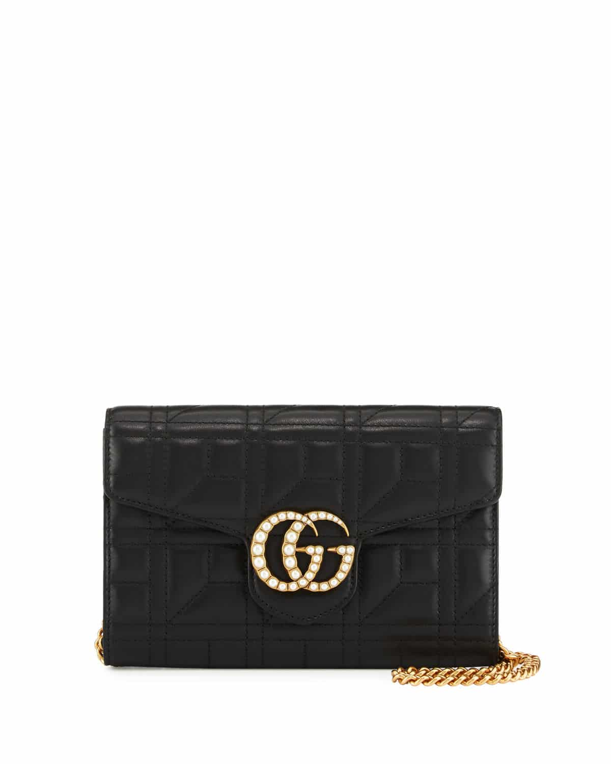 c9f4d713aae Gucci Resort 2017 Bag Collection – Spotted Fashion Gucci - Bardot Burgundy  GG Canvas Bag with Wallet