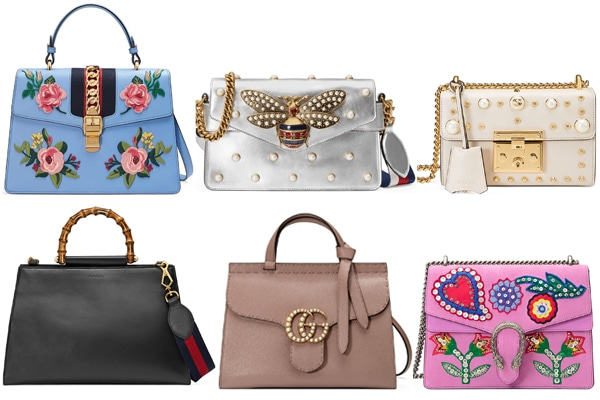 22c2afa6c Gucci Resort 2017 Bag Collection | Spotted Fashion