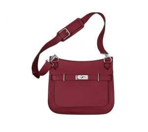 Hermes Ruby Jypsiere 31 Bag