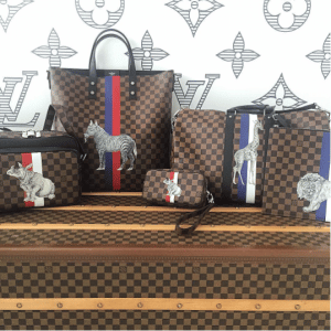 Louis Vuitton Damier Ebene Savane Collection