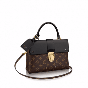 Louis Vuitton Monogram Canvas One Handle Bag