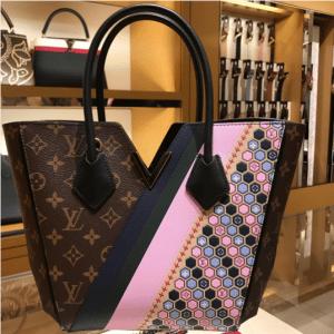 Louis Vuitton Monogram Canvas with Multicolor Graphic Pattern Kimono Bag