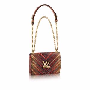 Louis Vuitton Rose Beige Multicolor Epi Tropical Twist MM Bag