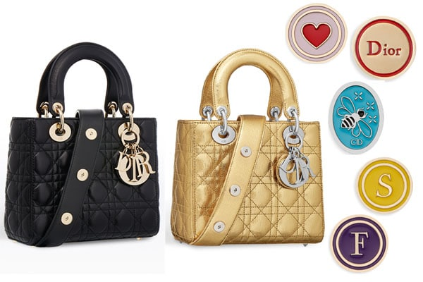 aa3950e0e9df Dior Lucky Badges and My Lady Dior Bag Reference Guide