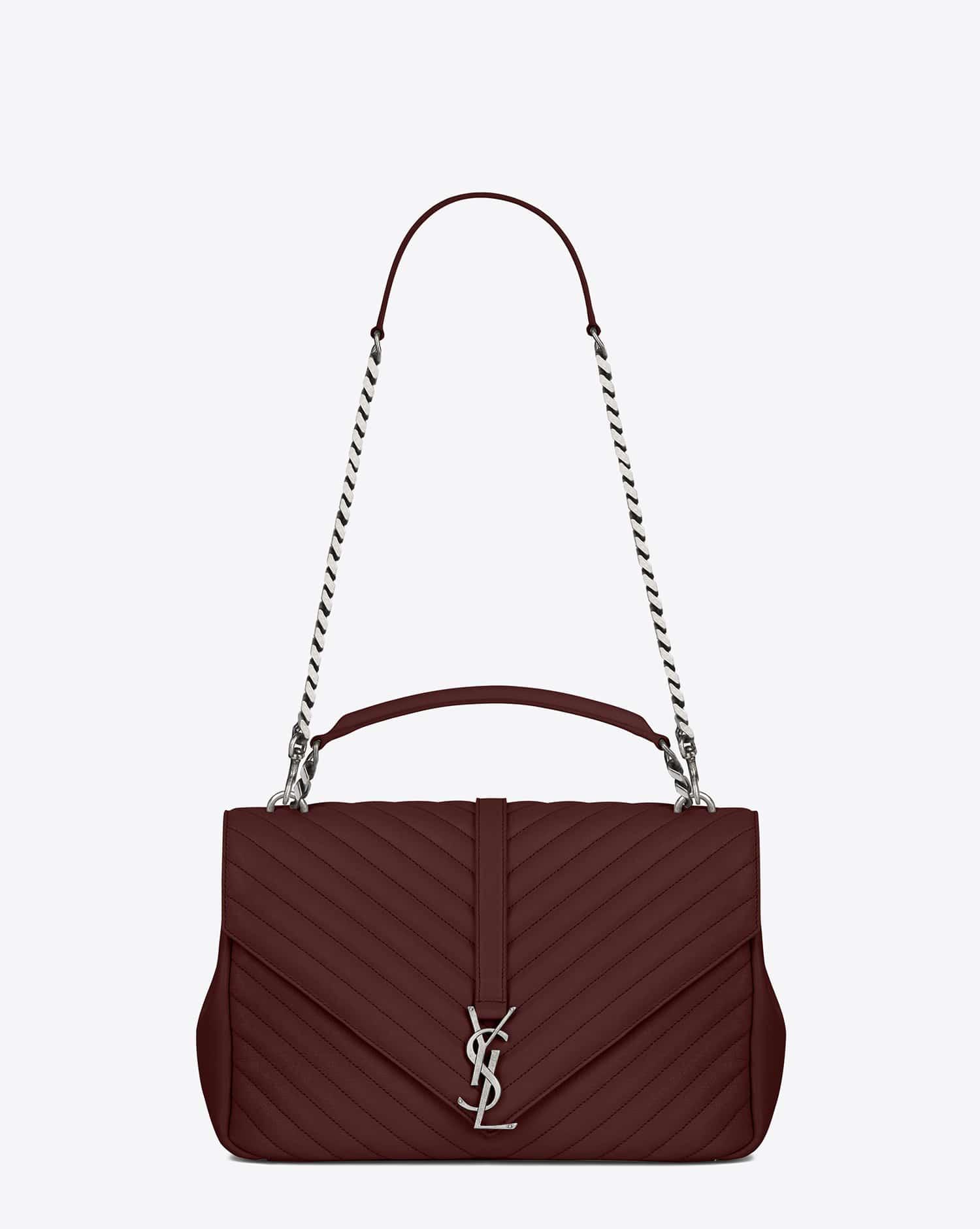 12d757828079 Saint Laurent Cruise 2017 Bag Collection – Spotted Fashion