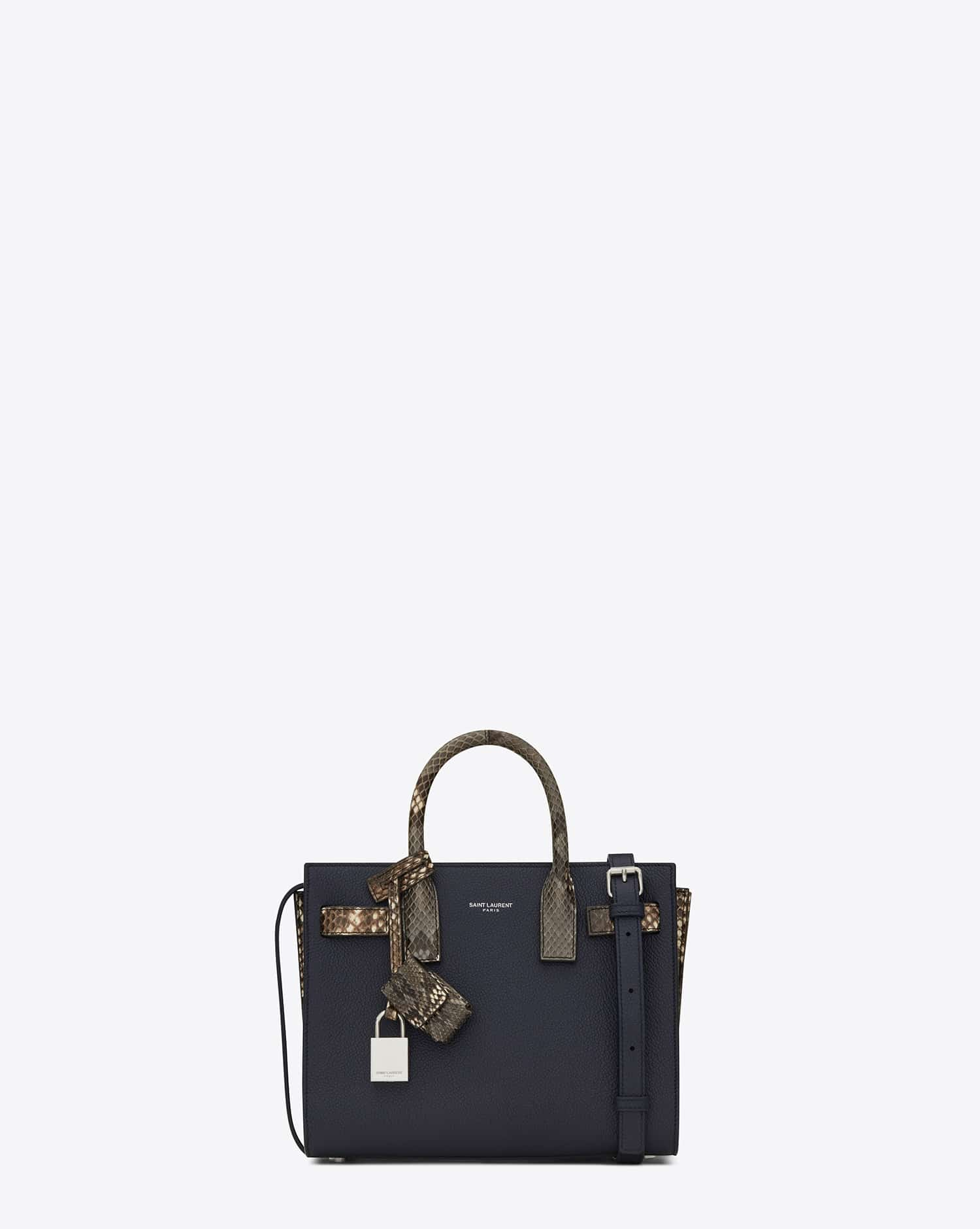 Saint laurent cruise 2017 bag collection