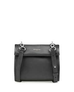 Balenciaga Black Tool XS Satchel Bag