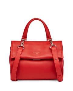 Balenciaga Red Tool Small Satchel Bag