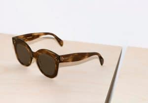 Celine Brown Chris Sunglasses