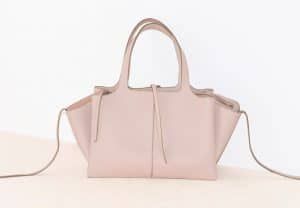 Celine Powder Small Tri-fold Shoulder Bag