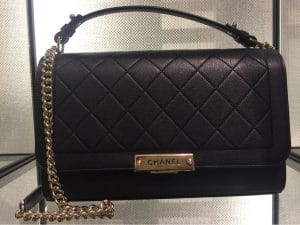 Chanel Black Label Click Large Flap Bag 2