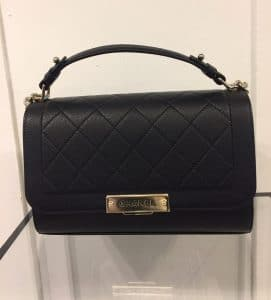 Chanel Black Label Click Medium Flap Bag