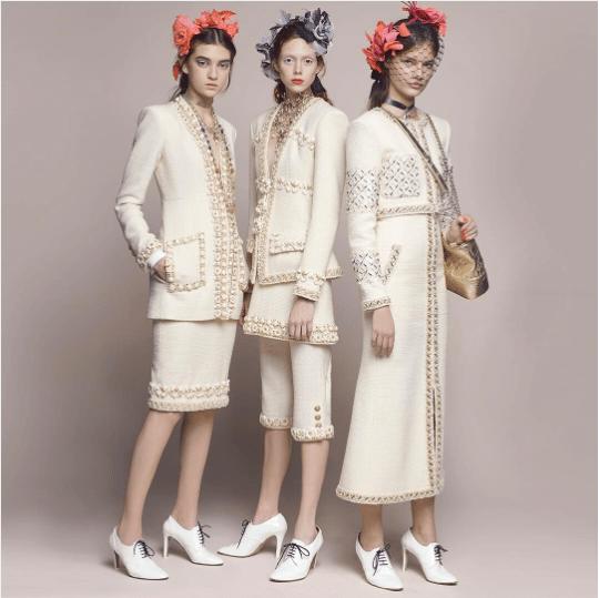 38338cd280ae8c Preview of Chanel Paris Cosmopolite 2016/17 Métiers d'Art Collection ...