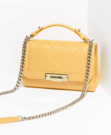 631719d3cf57 Chanel Label Click Bag Reference Guide | Spotted Fashion