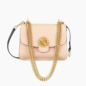 Chloe Biscotti Beige Medium Mily Shoulder Bag