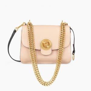 Chloe Biscotti Beige Medium Mily Shoulder Bag