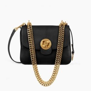 Chloe Black Medium Mily Shoulder Bag