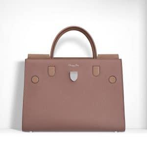 Dior Taupe Bullcalf Diorever Bag