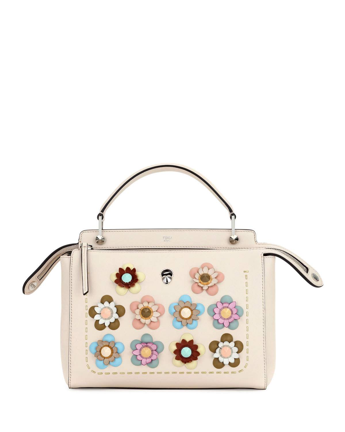 2f159bc3c050 Fendi Resort 2017 Bag Collection Featuring Floral Bags