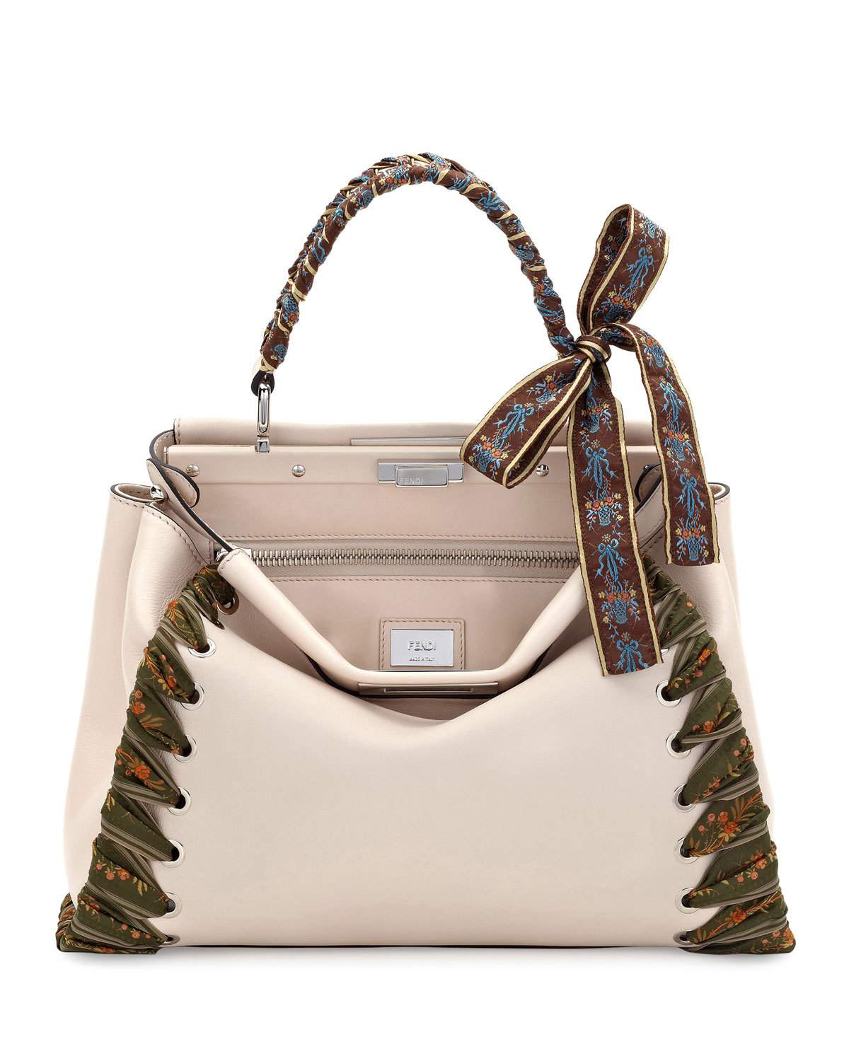 6d5d7abd202e Fendi Resort 2017 Bag Collection Featuring Floral Bags