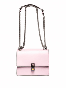 Fendi Pink Kan I Crossbody Bag
