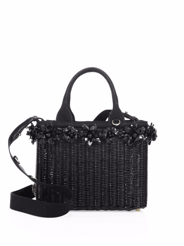 Prada Resort 2017 Bag Collection Spotted Fashion
