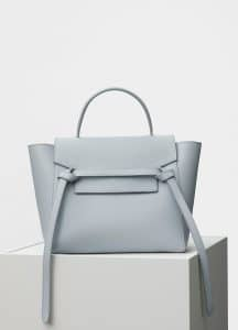 Celine Cloud Grained Calfskin Micro Belt Bag
