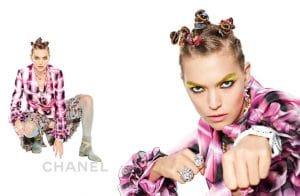 Chanel Spring/Summer 2017 Ad Campaign 8