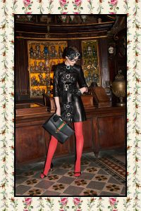 Gucci Black Sylvie Large Clutch Bag 2 - Pre-Fall 2017