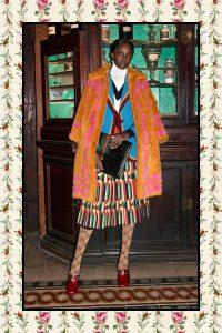 Gucci Black Sylvie Large Clutch Bag - Pre-Fall 2017