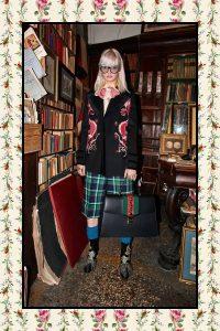 Gucci Black Sylvie Oversized Top Handle Bag 2 - Pre-Fall 2017