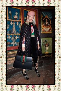 Gucci Black Sylvie Oversized Top Handle Bag 3 - Pre-Fall 2017