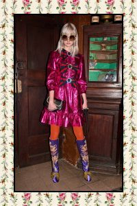 Gucci Black with Pearls Mini Flap Bag - Pre-Fall 2017
