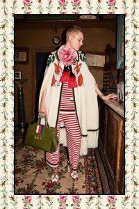 Gucci Olive Green GG Marmont Tote Bag - Pre-Fall 2017