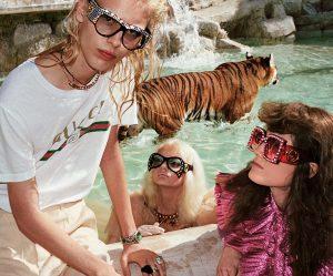 Gucci Spring/Summer 2017 Ad Campaign 14