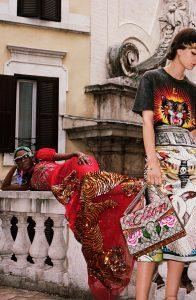 Gucci Spring/Summer 2017 Ad Campaign 18
