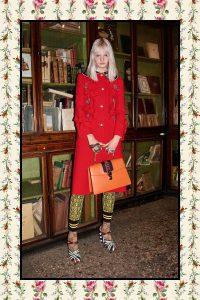 Gucci Tan Sylvie Top Handle Bag - Pre-Fall 2017