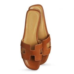 Hermes Oran Slippers 1