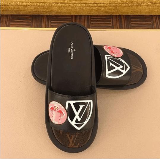 Designer Pool Slide Sandals For Spring Summer 2017