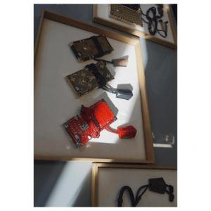 Louis Vuitton Crocodile and Monogram Petite Malle iPhone Case
