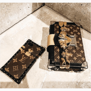 Louis Vuitton Monogram Canvas Petite Malle iPhone Case