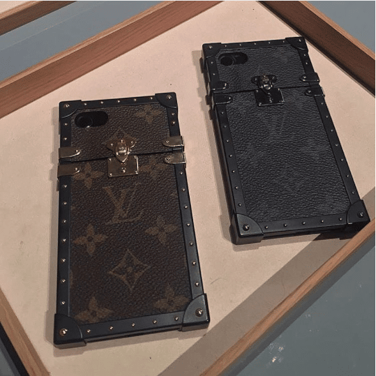 huge selection of a4cf9 5cb8d Louis Vuitton Petite Malle iPhone Case To Be Released on March 2017 ...