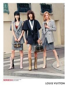 Louis Vuitton Spring/Summer 2017 Series 6 Ad Campaign 13