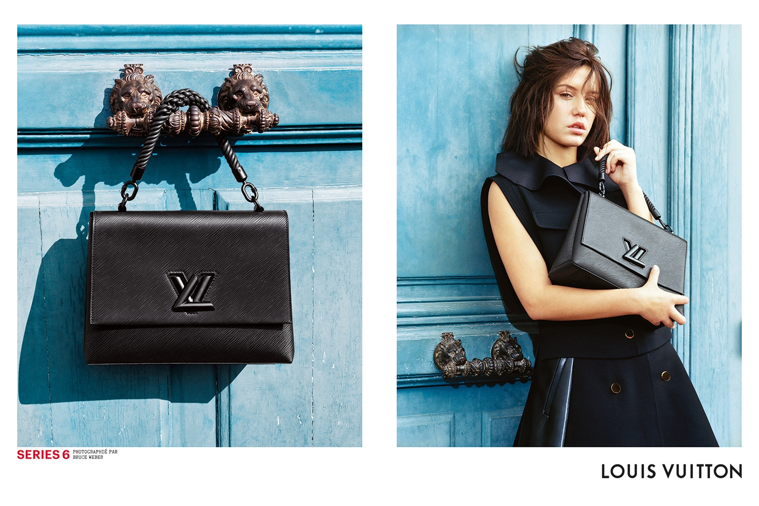 louis vuitton spring summer 2017 series 6 ad campaign spotted fashion. Black Bedroom Furniture Sets. Home Design Ideas