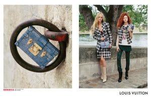 Louis Vuitton Spring/Summer 2017 Series 6 Ad Campaign 8