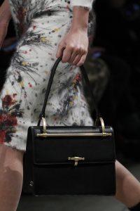 Prada Black Top Handle Bag - Fall 2017