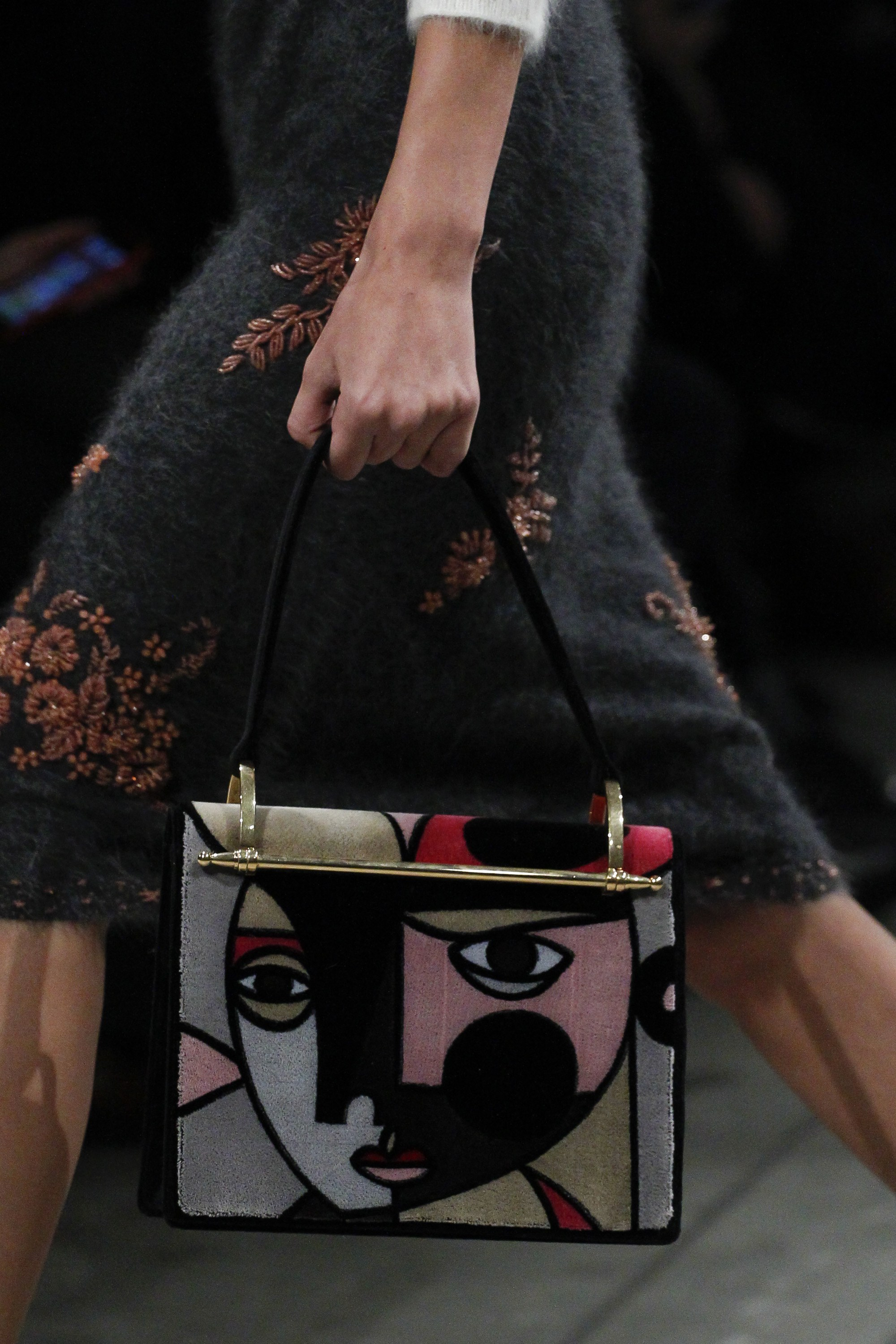 5e36542810ac ... czech prada fall winter 2017 runway bag collection spotted fashion  e80d6 5b60e ...