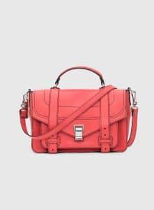Proenza Schouler Geranium PS1+ Medium Bag